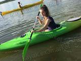 Пластиковая лодка Adventure Trey