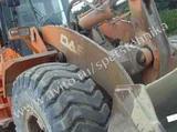 Фронтальный погрузчик daewoo - mega400