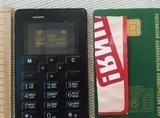Мобильный телефон- Размером с кредитку. Card Phone