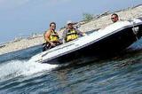 Лодка надувная моторная Solar 500 JET (В)